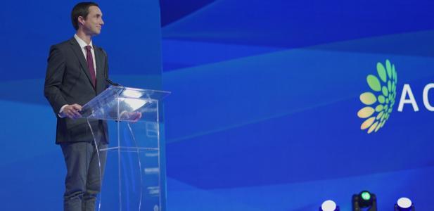 Ministro jobet en encuentro anual de las energías renovables :La transformación del sector eléctrico nos abre la oportun...