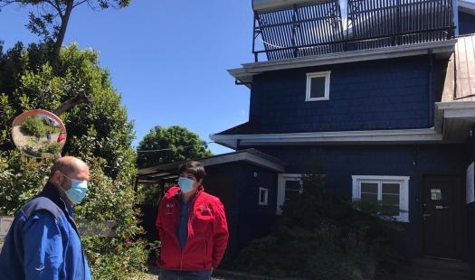 Ponle Energía a tu Pyme permitirá a Cabañas de Llanquihue y Puerto Varas ahorrar a través de la Energía Solar Térmica