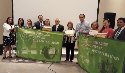 Seremi de Energía asiste a Ceremonia de Entrega Fondos de Protección Ambiental
