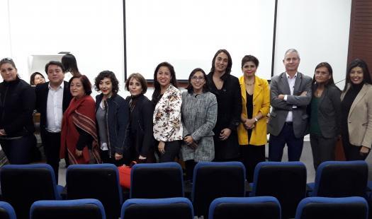 Seremi de Energía se integró a Mesa de Género liderada por SernamEG y Seremi de Minería