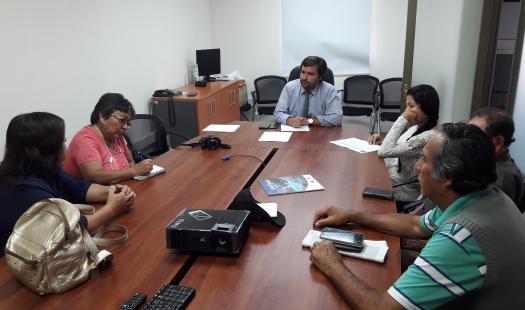 Sociedad de Ramaderos Independientes  y  Comerciantes de Antofagasta  se reunieron con Seremi de Energía