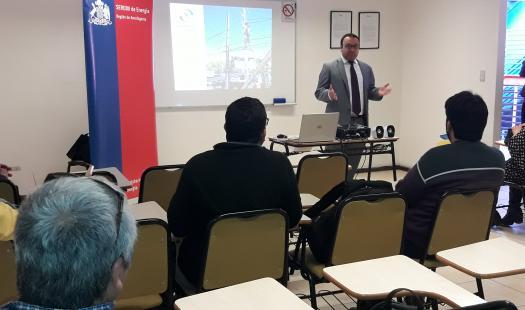 Seremi de Energía inicia proceso para certificar  competencias laborales de técnicos y profesionales en sistemas fotovoltaicos