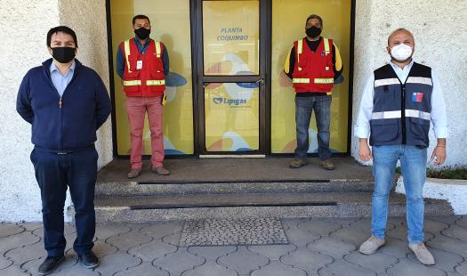 Refuerzan medidas sanitarias en trabajadores de gas licuado