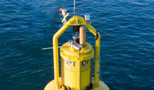 El Centro Tecnológico MERIC instala en Chile el primer convertidor de energía marina a escala real