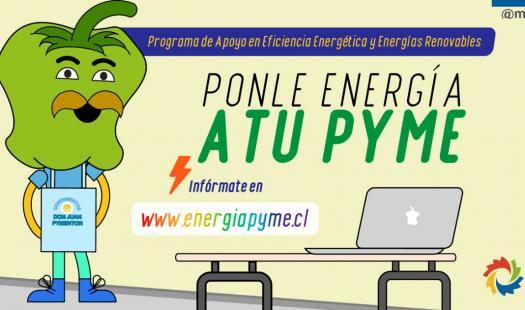 Seremi de Energía y Agricultura invitan a Webinar para apoyar a los agricultores en la postulación de  Ponle Energía a tu Pyme