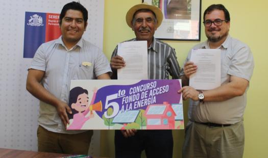 Visviri y Livilcar, ganadores en la Región de la 5ta. versión del FAE, Fondo de Acceso a la Energía