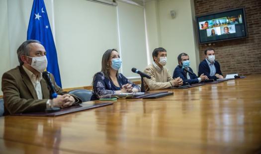 Ministerio de Energía y Gobierno Regional de Magallanes fortalecerán coordinación público - privada en pilares clave de la Estrategia Nacional de Hidrógeno Verde