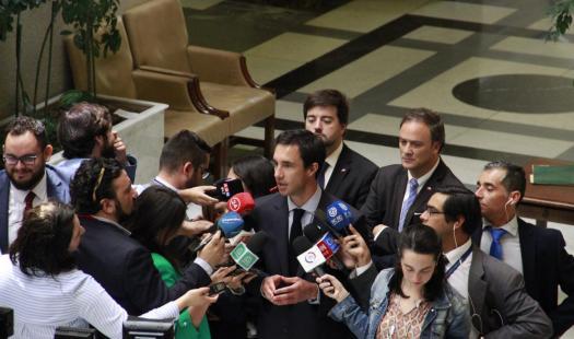 Gobierno aprueba en el Congreso mecanismo de estabilización de las tarifas eléctricas anunciado por el Presidente Piñera