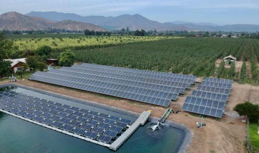 Seminario aborda las oportunidades de las Energías Renovables para la industria agrícola regional