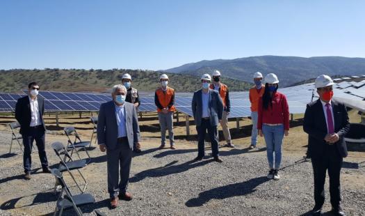 Subsecretario de Energía encabeza agenda en el marco de Plan Paso a Paso Chile se recupera en Provincias de Los Andes y San Felipe
