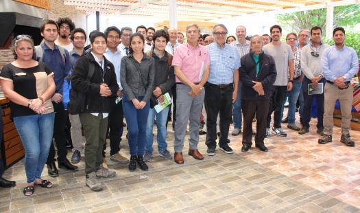 Exitosa capacitación sobre Ley de Generación Distribuida de autogeneración en Iquique