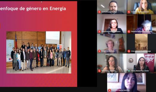 Mujeres emprendedoras de Tierra del Fuego se capacitaron en eficiencia energética