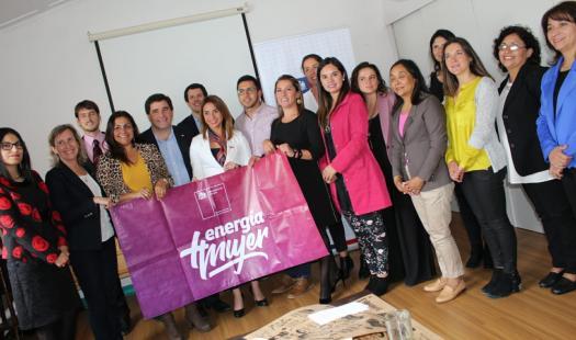 Energía+Mujer: Un compromiso país
