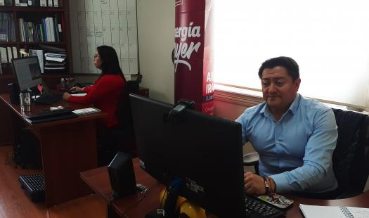 Profesionales de la SEREMI de Energía de Magallanes fortalecen sus competencias cursando programas dictados por planteles internacionales