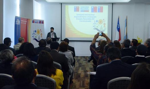 Chile y Argentina intercambian experiencias para consolidarse como líderes en energías renovables no convencionales
