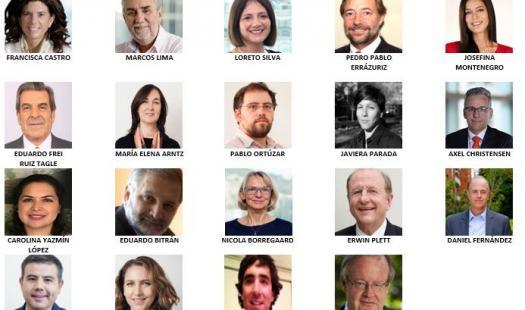 Grupo transversal de líderes impulsará líneas claves del hidrógeno verde
