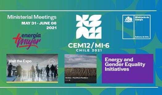 """Iniciativa """"Energía +Mujer"""" en CEM 12/MI6"""