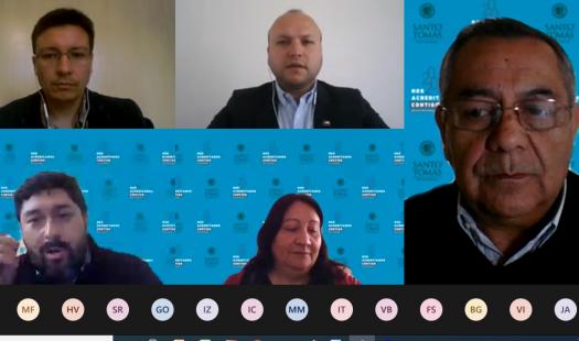 SEREMI de Energía inicia ciclo de webinars con institutos y universidades de la Región de Coquimbo