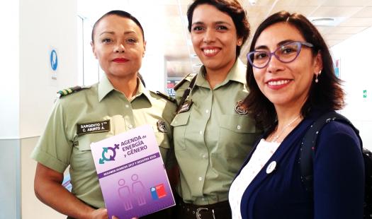 Conmemoración del Día de la Mujer en Antofagasta