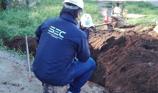 SEC Los Ríos formula cargos a Lipigas por corte de gas que afectó a habitantes de Isla Teja