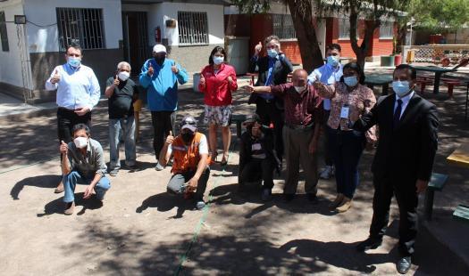 Empresa eléctrica entrega donación a Senadis y a organizaciones sociales de Atacama