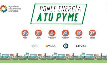 """Autoridades dan a conocer el programa """"Ponle Energía a tu Pyme"""" para el desarrollo energético de Pymes en la región de Los Lagos"""