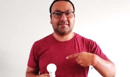 Seremi de Energía entrega consejos de eficiencia energética y seguridad para teletrabajo