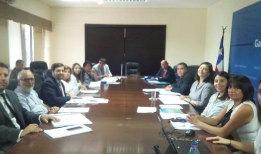 Seremi de Energía participó en la primera sesión CEA del Gobierno del Presidente Piñera