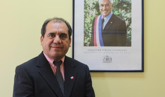Ministerio de Energía designa a Leonel Ramírez como nuevo seremi para la Región de Arica y Parinacota