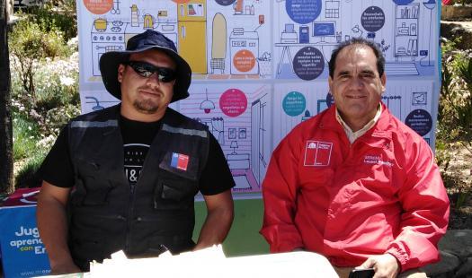 Hasta el Pueblo de Ticnamar llegaron los servicios públicos en un nuevo Gobierno en Terreno.