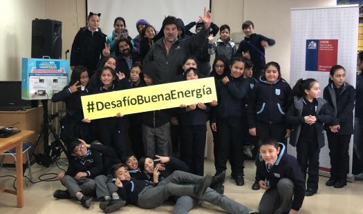 Seremi de Energía conmemora el Día Mundial de la Eficiencia Energética