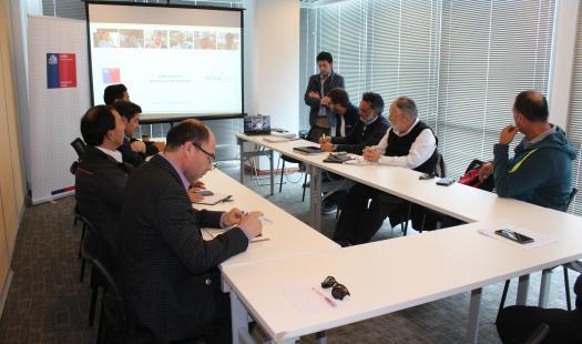 Mesa de competencias en Tarapacá busca actualizar perfil de instaladores de SST