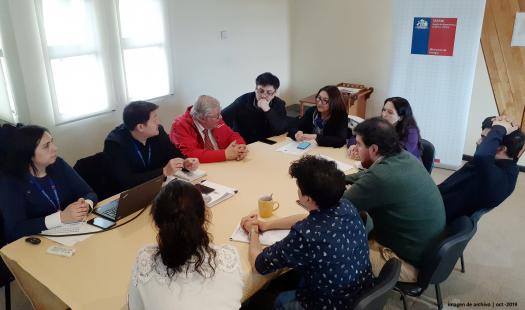 Mesas Comunales de Energía de Porvenir y Laguna Blanca avanzan en redacción de las bases para formular su Estrategia Energética Local