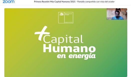 Mesa + Capital Humano se reúne para analizar los logros del 2020 y avanzar en los desafíos del 2021
