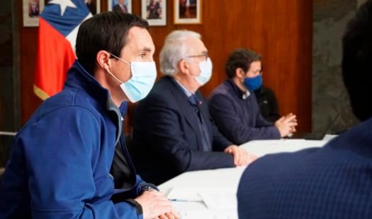 """Ministros de Medio Ambiente, Energía y Vivienda firman convenio """"Plan Hogar Sustentable"""""""