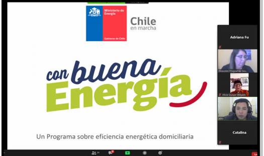 Seremi de Energía Capacita en Eficiencia Energética a Beneficiarias de PRODEMU