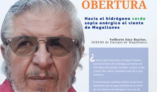 Hacia el hidrógeno verde sopla enérgico el viento de Magallanes