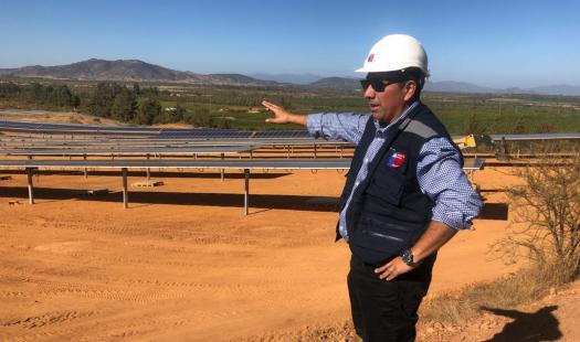 Seremi de Energía destaca dinamismo e inversión del sector energético regional en periodo de Pandemia