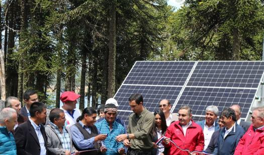 """Invitan a aprovechar las ventajas de la compra agregada en """"Casa Solar"""""""