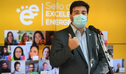 38 organizaciones reciben el nuevo Sello de Excelencia Energética del Ministerio de Energía