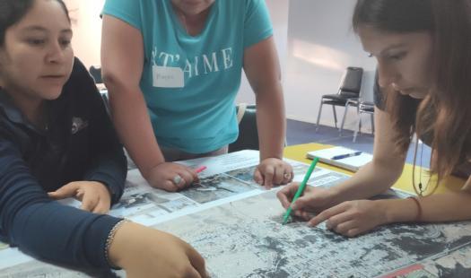 Freirina y Maitencillo inician segunda etapa de programa de diseño y construcción participativa de plazas