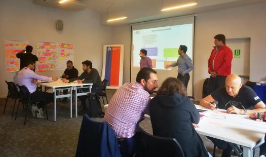 En Coyhaique se realizó el Taller Multisectorial de Estrategia Frío-Calor