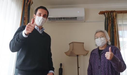 Programa Con Buena Energía llega a todo Chile