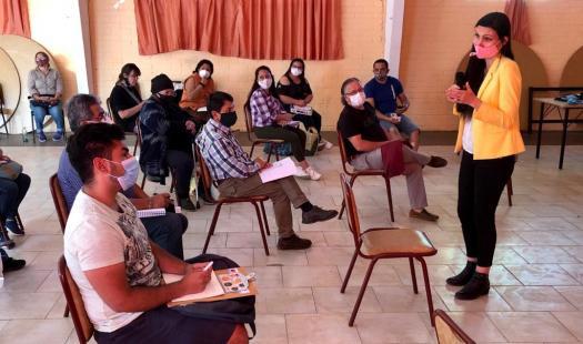 """La Seremi de Energía de Valparaíso realiza lanzamiento del programa """"Casa Solar"""" con concurridas charlas en la región"""