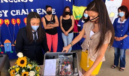 """Seremi de Energía premia a escuelas y colegios de la región ganadores del concurso """"Energy Challenge"""""""