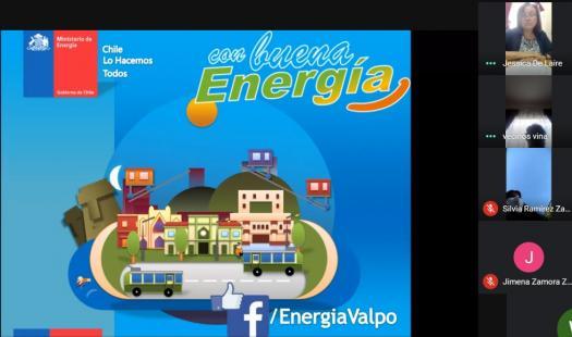 Seremi de Energía valora aprobación de Ley de Eficiencia Energética con charla de seguridad eléctrica