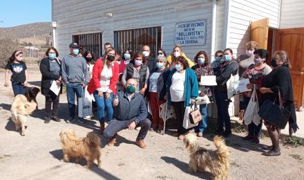 Programa Con Buena Energía ha capacitado  a 1.650 familias de la Región de Coquimbo