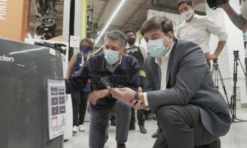 Ministerio de Energía y SEC fiscaliza venta de ventiladores en inicio de verano marcado por cuarentenas