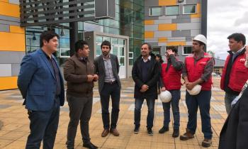 Proyecto piloto del Ministerio de Energía beneficia al primer Liceo del país en Osorno con sistemas de calefac...