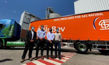 Autoridades dan el vamos a la primera red privada de transporte de gas natural licuado (GNL) en Chile y Sudamérica